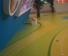 """塑胶地板如何成为""""低碳环保""""的先行者"""