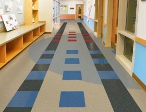 贝特教您怎样辨别塑胶地板的优劣