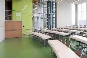 PVC塑胶地板的寿命及用途