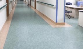 儿童医院专用塑胶地板,为儿童撑起安全伞