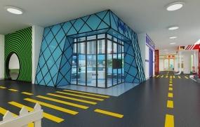 pvc塑胶地板施工对地面的要求