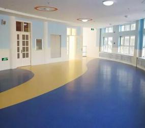 塑胶地板颜色选择原则