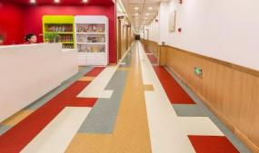 贝特建材介绍一下PVC塑胶地板特性
