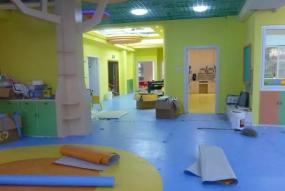 PVC塑胶地板的安装的小常识