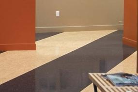 郑州橡胶地板和PVC地板有什么区别?