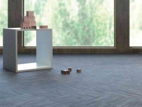 家装PVC地板为什么施工方便呢?