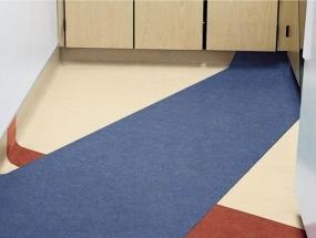 PVC塑胶地板可以铺在地暖上吗?