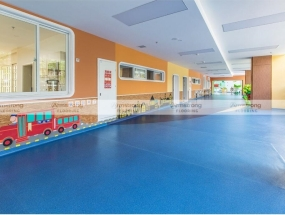 郑州幼儿园塑胶地板