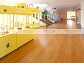 展览馆PVC塑胶地板