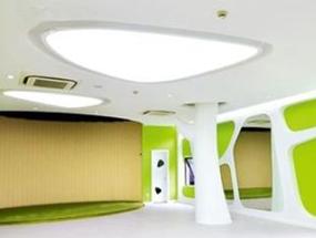 商场PVC塑胶地板