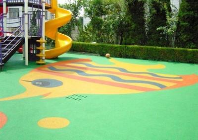 幼儿园的塑胶地板是怎么保养的